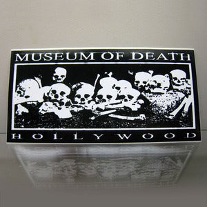 Image of Bed Of Skulls - Sticker