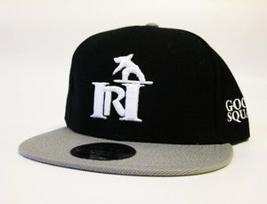 Image of GOONSQUAD-SNAPBACK-FLOW (BLK-GRY)