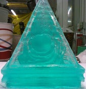 Image of Finis Prope Est Artifact (Clear Candy colorway)