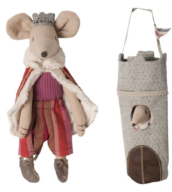 Image of King Mouse In A Tower Bag