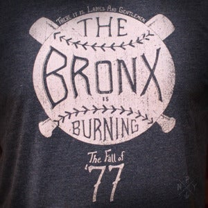 Image of The Bronx is Burning - Mens