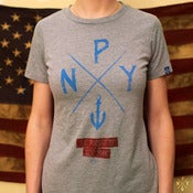 The Pursuit of NY - Heather Grey (Womens)