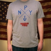 Image of The Pursuit of NY - Heather Grey (Mens)