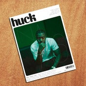 Image of HUCK magazine issue #36