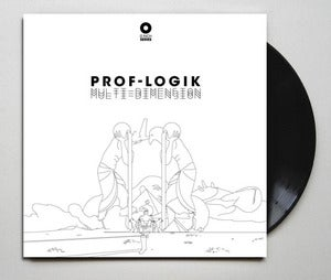 "Image of Prof.Logik - Multi-Dimension (12"" Vinyl)"