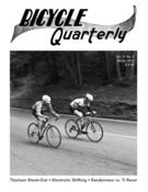 Image of Bicycle Quarterly Vol.11 No.2 (Winter 12) SOLD OUT