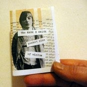 Image of The Mark E Smith Pocket Zine of Wisdom 
