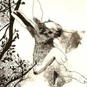Image of Illustration from Watership Down 11 x 14 print