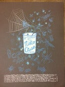 Image of NEKO  CASE - TOUR POSTER (mason jar)