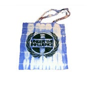 Image of Blue Tie Tote