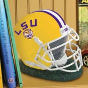 Image of LSU Helmet Bank