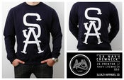 Image of SA Navy Crewneck