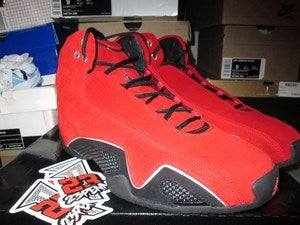 "Image of Air Jordan XXI (21) ""Italian Suede"" *SOLD OUT*"
