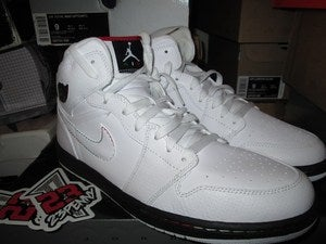 Image of Air Jordan I (1) Retro &quot;Cinco De Mayo - White&quot;