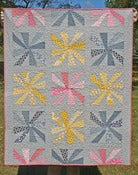 Image of Cartwheels Quilt Pattern
