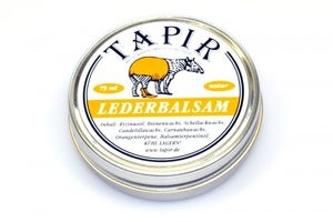 Image of Tapir Leather Balm