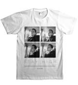 Image of Stay High (White)