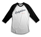 Image of Lady Killers (Baseball Tee)