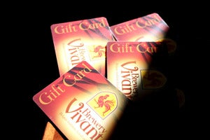 Image of $50 Gift Card