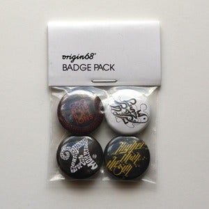 Image of BADGE PACK - MUSIC
