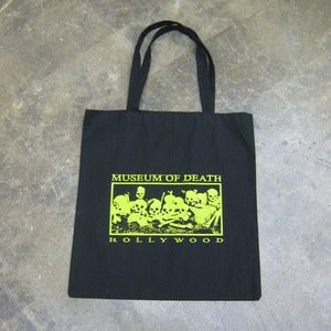 Image of Bed Of Skulls - Totebag