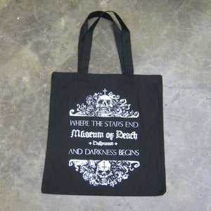 Image of Where The Stars End - Totebag
