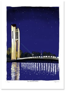 Image of National Carillon Night