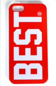 Image of Red Best iPhone 5 Case