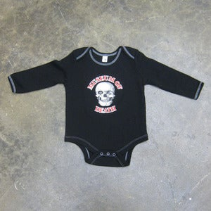 Image of Baby Bodysuit (Long sleeve)