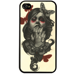 "Image of ""Moth"" Phone Cover"
