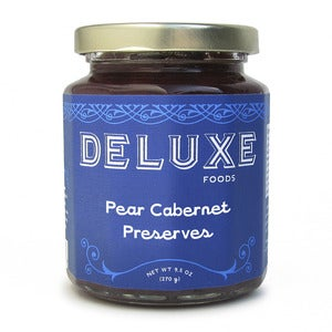 Image of Pear Cabernet Preserves