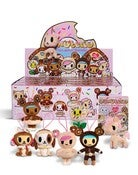Image of Tokidoki Donutella and Her Sweet Friends Mini Plush Collectibles Blind Box