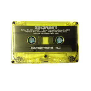Image of Sunday Archive Vol. 2 - Cassette - Ships Free w/ Other Items!