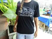 Image of Crazy About Records t-shirt (baa pansiang) LARGE SIZE