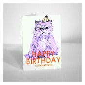 Image of HAPPY BIRTHDAY CARD by Evie Kemp