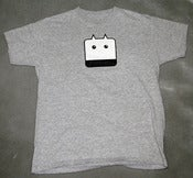 Image of Grey Mouse T-Shirt - YOUTH