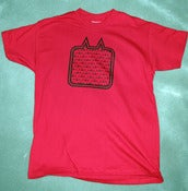 Image of Red Mouse Mob T-Shirt - YOUTH