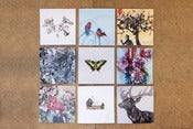 Image of Antlers Greetings Cards 