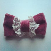 Image of *SALE* HAIR BOW : G I R L I E