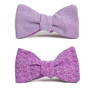 Image of The Lover Bow Tie x Harding & Wilson