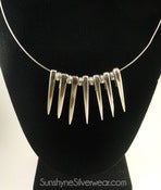Image of Fork tine necklace #2