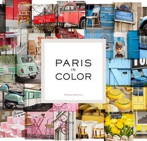 Image of Paris In Color (book)
