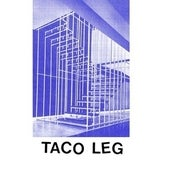 Image of Taco Leg - S/T LP