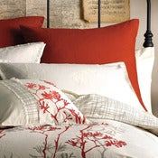 Image of kangaroo paw european pillowcase