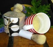 Image of All Natural Shaving Set by Sally's Soap Shoppe
