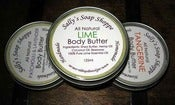 Image of Natural Body Butter by Sally's Soap Shoppe