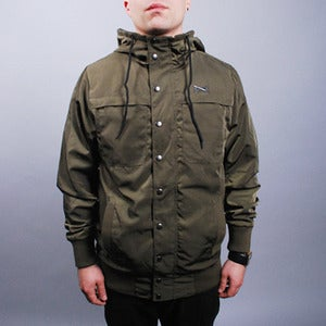 Image of Archbishop Jacket (Olive)