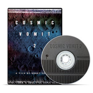 Image of COSMIC VOMIT 2 DVD