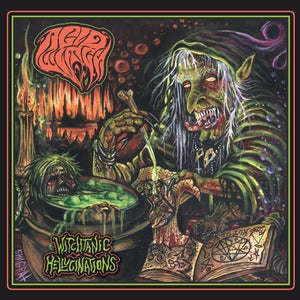 Image of Acid Witch - Witchtanic Hellucinations CD