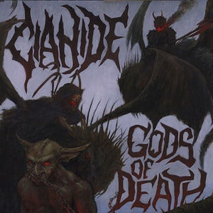 Image of Cianide - Gods Of Death CD